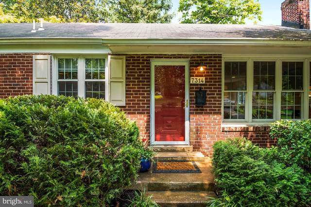 7314 Allan Avenue, FALLS CHURCH, VA 22046 (#VAFX1139362) :: Corner House Realty