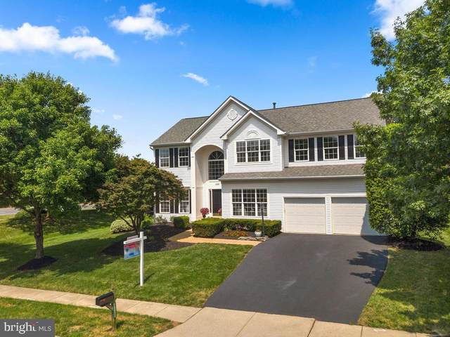 43820 Laurel Ridge Drive, ASHBURN, VA 20147 (#VALO415362) :: Talbot Greenya Group