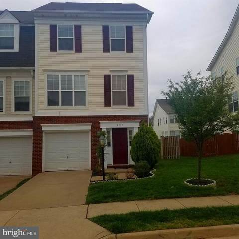 8014 Duck Pond Terrace, MANASSAS, VA 20111 (#VAPW498956) :: Century 21 Dale Realty Co