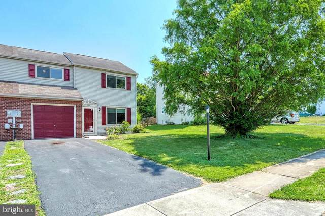 3307 Glen Hollow Drive #42, DOVER, PA 17315 (#PAYK140932) :: Flinchbaugh & Associates
