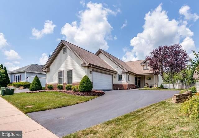 5742 Cherrywood Court, NEW MARKET, MD 21774 (#MDFR266920) :: Colgan Real Estate