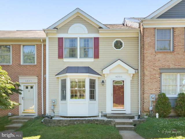 6221 Hastings Court, FREDERICK, MD 21703 (#MDFR266924) :: The Vashist Group