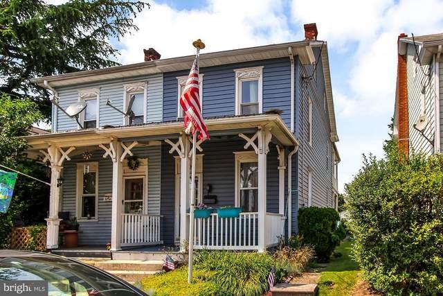 19 W Church Street, ANNVILLE, PA 17003 (#PALN114580) :: John Smith Real Estate Group