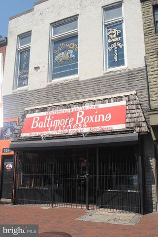 506 S Broadway, BALTIMORE, MD 21231 (#MDBA516110) :: Revol Real Estate