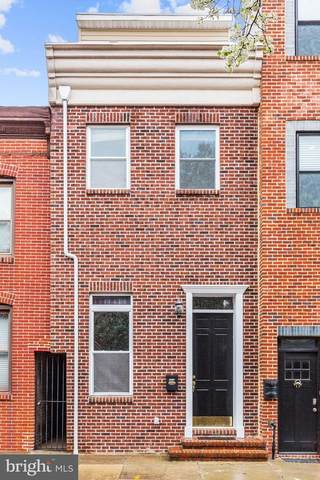 1019 S Streeper Street, BALTIMORE, MD 21224 (#MDBA516112) :: Great Falls Great Homes