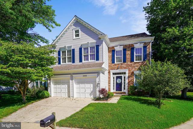 3802 Parkland Drive, FAIRFAX, VA 22033 (#VAFX1139428) :: The Licata Group/Keller Williams Realty