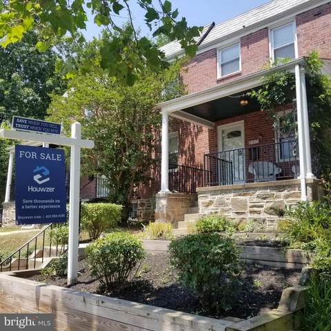 902 Chestnut Hill Avenue, BALTIMORE, MD 21218 (#MDBA516122) :: Sunita Bali Team at Re/Max Town Center