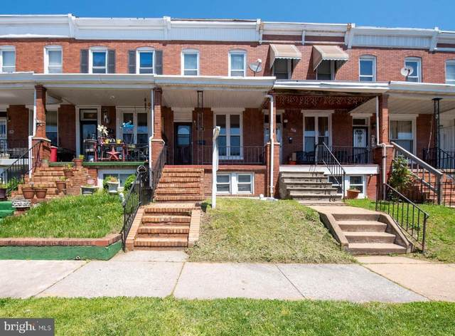 626 Mckewin Avenue, BALTIMORE, MD 21218 (#MDBA516124) :: Bob Lucido Team of Keller Williams Integrity