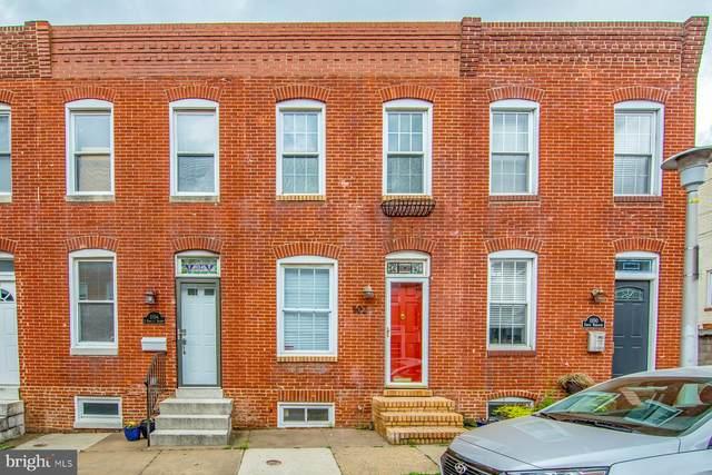 1102 S Robinson Street, BALTIMORE, MD 21224 (#MDBA516128) :: Great Falls Great Homes