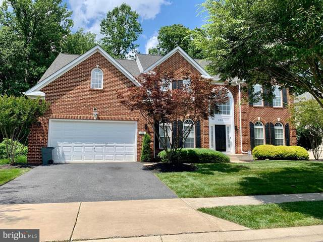 808 Queens Park Drive, OWINGS MILLS, MD 21117 (#MDBC499044) :: The MD Home Team