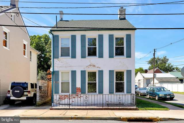 100 E 8TH Street, FREDERICK, MD 21701 (#MDFR266940) :: SURE Sales Group