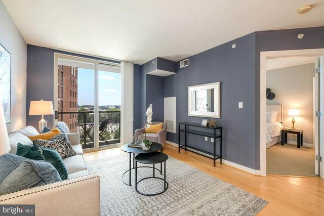 1000 New Jersey Avenue SE #804, WASHINGTON, DC 20003 (#DCDC475950) :: The Licata Group/Keller Williams Realty
