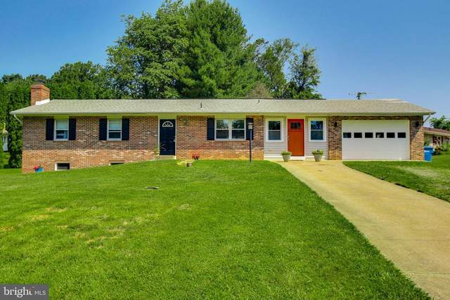212 Lincoln Lane, SYKESVILLE, MD 21784 (#MDCR197862) :: Charis Realty Group