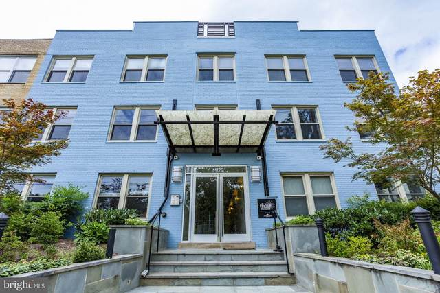 922 Madison Street NW #304, WASHINGTON, DC 20011 (#DCDC475952) :: Shamrock Realty Group, Inc