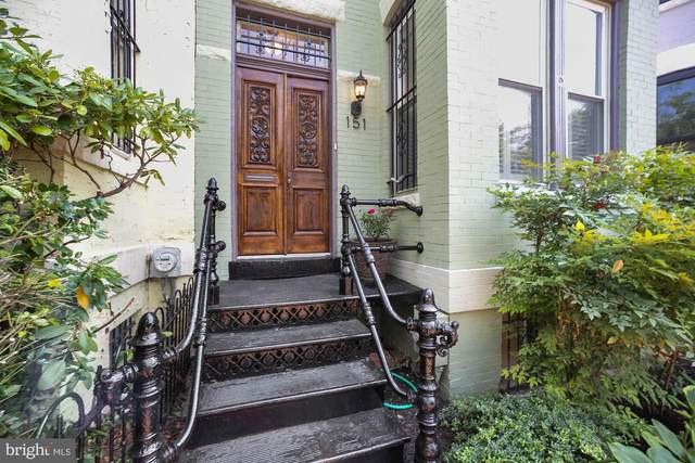 151 E Street SE, WASHINGTON, DC 20003 (#DCDC475960) :: Eng Garcia Properties, LLC