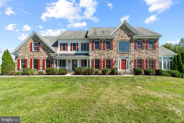 16658 Goldencrest Circle, PURCELLVILLE, VA 20132 (#VALO415410) :: The Denny Lee Team
