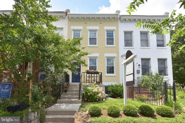 440 15TH Street NE, WASHINGTON, DC 20002 (#DCDC475974) :: Better Homes Realty Signature Properties