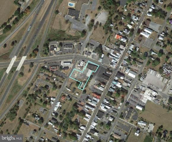 129 Old Cross Road W, NEW MARKET, VA 22844 (#VASH119638) :: AJ Team Realty
