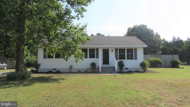 4939 Campground Road, SALISBURY, MD 21801 (#MDWC108754) :: The Bob & Ronna Group