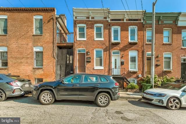 143 E Cross Street, BALTIMORE, MD 21230 (#MDBA516158) :: Colgan Real Estate