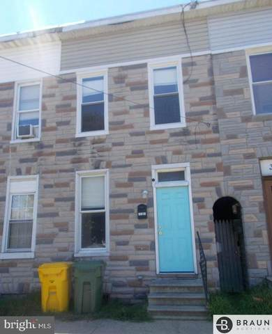 3524 6TH Street, BALTIMORE, MD 21225 (#MDBA516160) :: The Redux Group