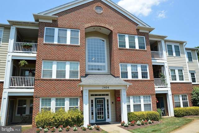 2404 Dominion Drive 1C, FREDERICK, MD 21702 (#MDFR266958) :: Keller Williams Flagship of Maryland