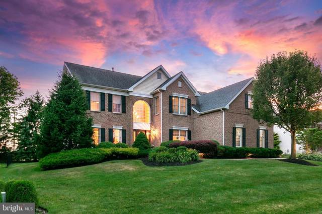 142 Country Club Drive, MOORESTOWN, NJ 08057 (#NJBL376212) :: Holloway Real Estate Group