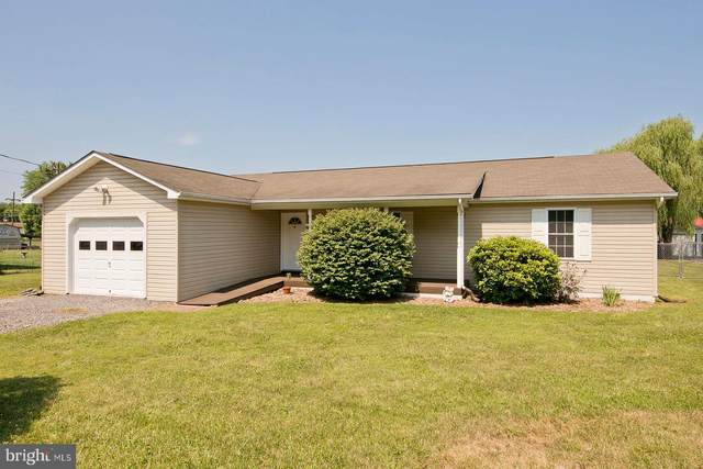 151 Alkire Court, CAPON BRIDGE, WV 26711 (#WVHS114352) :: The Daniel Register Group