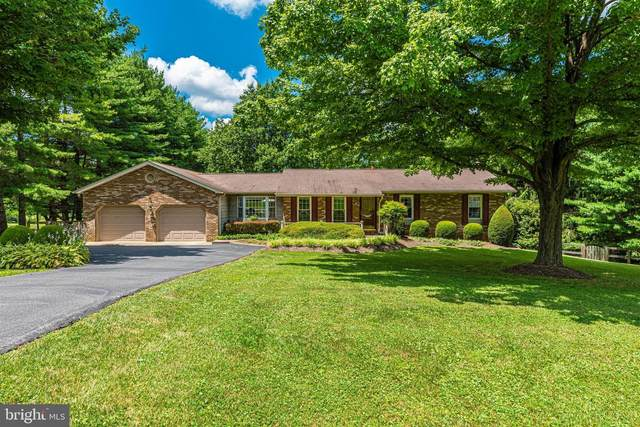 5184 Perry Road, MOUNT AIRY, MD 21771 (#MDCR197874) :: V Sells & Associates | Keller Williams Integrity