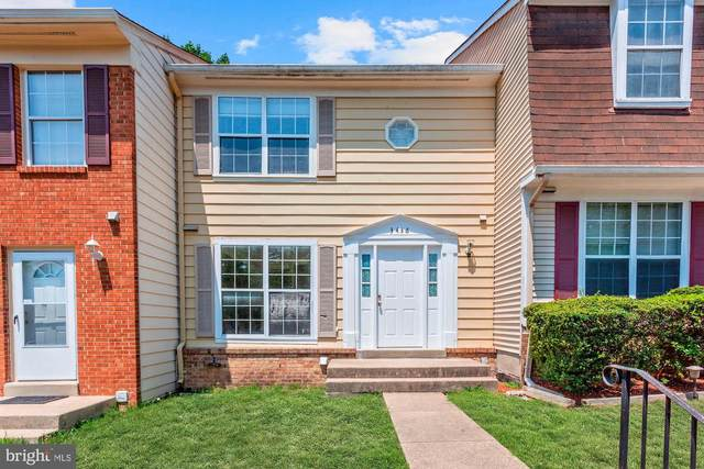 3436 Aviary Way, WOODBRIDGE, VA 22192 (#VAPW499016) :: The Licata Group/Keller Williams Realty