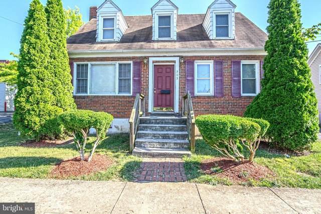 203 Short Street, FRONT ROYAL, VA 22630 (#VAWR140748) :: Jacobs & Co. Real Estate