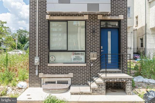 1254 N Burns Street, PHILADELPHIA, PA 19121 (#PAPH911870) :: Larson Fine Properties