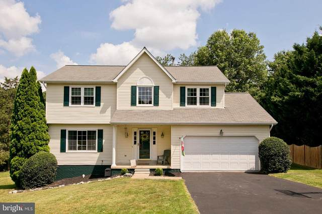 404 Tamarack Circle, WINCHESTER, VA 22602 (#VAFV158452) :: Talbot Greenya Group