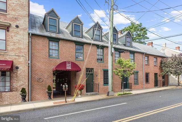 10 W All Saints Street #102, FREDERICK, MD 21701 (#MDFR266984) :: The Putnam Group