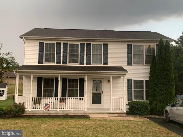 4507 Valley Circle, FAYETTEVILLE, PA 17222 (#PAFL173714) :: LoCoMusings