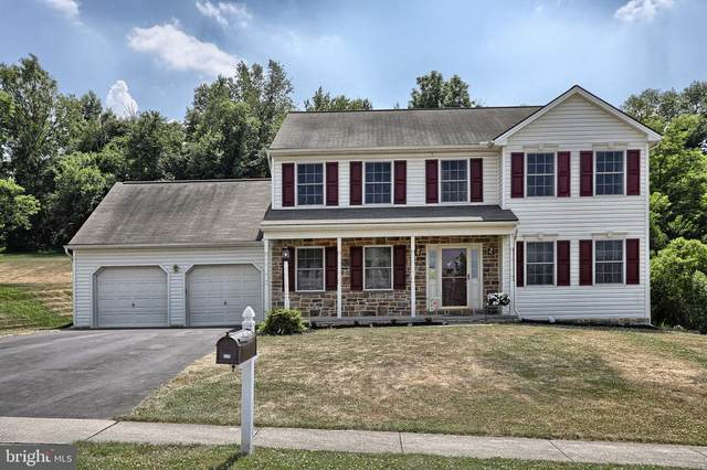 312 Coachman Lane, PALMYRA, PA 17078 (#PALN114590) :: The Craig Hartranft Team, Berkshire Hathaway Homesale Realty
