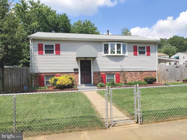 6604 Greenvale Parkway, RIVERDALE, MD 20737 (#MDPG573558) :: The Sky Group