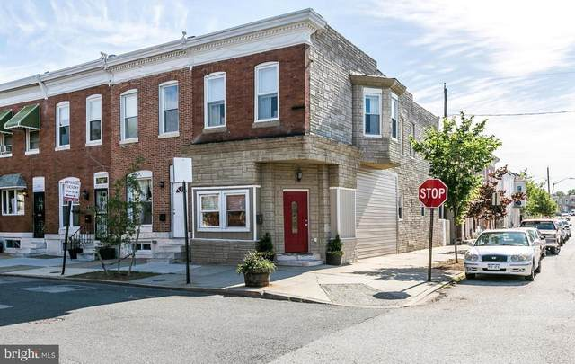 101 N Ellwood Avenue, BALTIMORE, MD 21224 (#MDBA516202) :: Sunita Bali Team at Re/Max Town Center