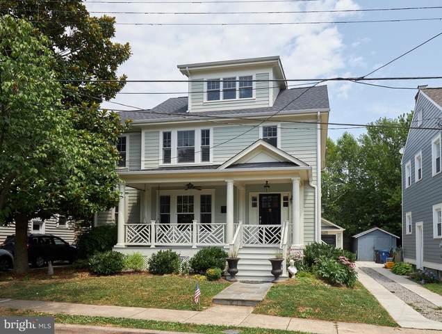 26 E Chapman Street, ALEXANDRIA, VA 22301 (#VAAX248150) :: LoCoMusings