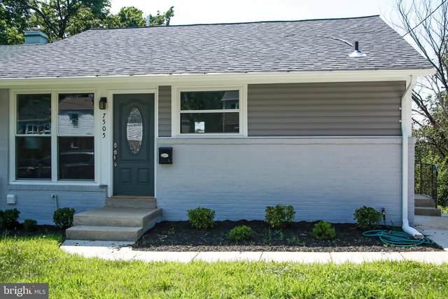 7505 Hawthorne Street, LANDOVER, MD 20785 (#MDPG573560) :: Revol Real Estate