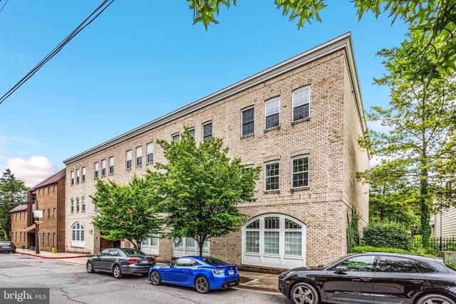43 Shaw Street F, ANNAPOLIS, MD 21401 (#MDAA439434) :: Coleman & Associates