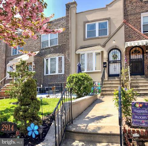 2914 S 13TH Street, PHILADELPHIA, PA 19148 (#PAPH911906) :: Shamrock Realty Group, Inc