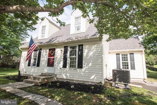 110 Royal Oak Drive, NEW MARKET, MD 21774 (#MDFR266992) :: The Redux Group