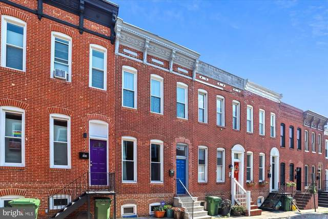 133 E Ostend Street, BALTIMORE, MD 21230 (#MDBA516214) :: The Riffle Group of Keller Williams Select Realtors