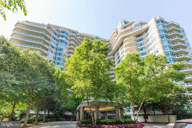 5610 Wisconsin Avenue #802, CHEVY CHASE, MD 20815 (#MDMC715076) :: Colgan Real Estate