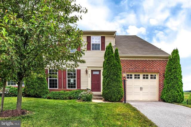 948 Cougar Pointe Circle, SEVEN VALLEYS, PA 17360 (#PAYK140996) :: CENTURY 21 Core Partners