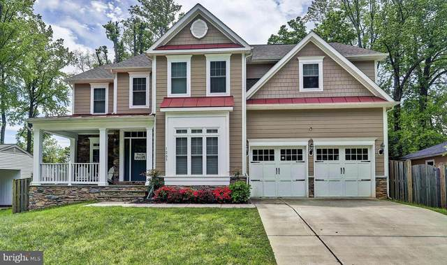 1205 Cottage Street SW, VIENNA, VA 22180 (#VAFX1139648) :: AJ Team Realty