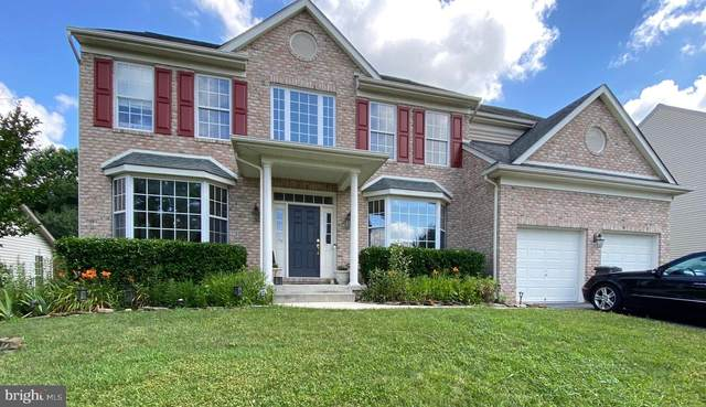 3928 Sweet Briar Lane, FREDERICK, MD 21704 (#MDFR266996) :: Charis Realty Group