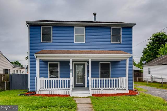 18 Control Court, BALTIMORE, MD 21220 (#MDBC499104) :: Radiant Home Group