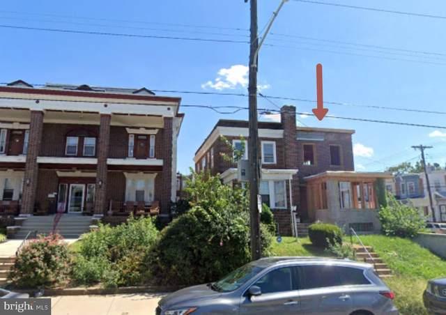 5448 Springfield Avenue, PHILADELPHIA, PA 19143 (#PAPH911982) :: Shamrock Realty Group, Inc
